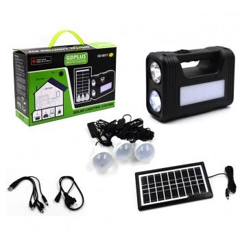 Kit solar  GD 8017